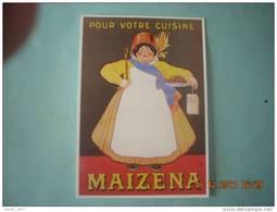 CLOUET  10708  MAIZENA   OGE VERS 1920 - Advertising