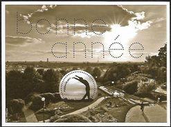 France 2011 - Bonne Année (Philaposte) - Postdokumente