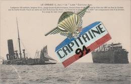 CPA LE CROISIC LOIRE ATLANTIQUE LE LAOS CAPITAINE ABEL - Le Croisic