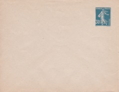 Entier Postal Semeuse Camée - Standard Covers & Stamped On Demand (before 1995)