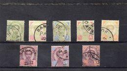 SIAM 1887-91 O - Siam