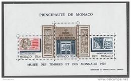 MONACO 1995 BLOC N°69  NEUF** - Blocs