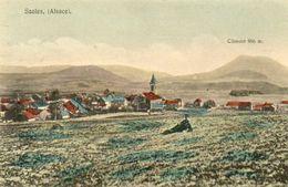 CPA - SAALES (67) - Aspect Du Village Au Début Du Siècle - Autres Communes