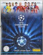 Album Vuoto Uefa Champions League 2013/2014 - Per La Raccolta Di Figurine - Edizione Panini N. 19/2013 - Panini
