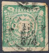 Stamp Peru 1868 Used Lot1 - Peru