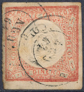 Stamp Peru 1862 Used Lot5 - Peru
