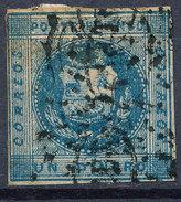 Stamp Peru 1860 Used Lot8 - Peru