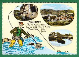 CPSM CHALABRE 11 - Vue Générale - Francia