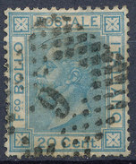 Stamp Italy 1867 Used Lot#20 - Used