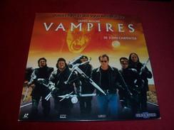 Laserdisc  // VAMPIRE  FILM DE JOHN CARPENTER AVEC JAMES WOODS - Other Collections