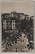 Lausanne - Petit Chene, Animee - Photo: Societe Graphique - VD Vaud