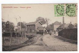 Blandain - Station - Passage à Niveau - Tournai