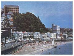 (350) New Zealand - Wellington - Oriental Bay - Nouvelle-Zélande