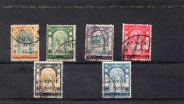 SIAM 1909-10 O - Siam