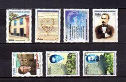 Cuba   2003  .-   Y&T  Nº   4066/4069-4076-4077-4078 - Cuba