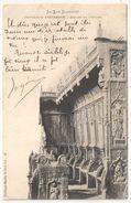 46 - CASTELNAU-BRETENOUX - Stalles De L'Eglise - Le Lot Illustré - Baudel 13 - Bretenoux