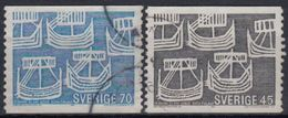 SUECIA 1969 Nº 611/12 USADO - Sweden