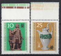 Germany (DDR) 1985 Leipziger Fruhjahrsmesse  (**) MNH  Mi.2929-2930 - [6] Democratic Republic