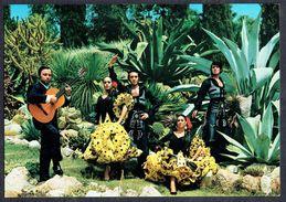 """ESPAGNE - Ballet """"Los Flamencos"""" - Non Circulé  - Not Circulated - Nicht Gelaufen. - Dances"""
