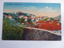 MONTENEGRO Herceg Novi CASTELNUOVO Cattaro DALMAZIA AK Old Postcard - Montenegro