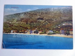 MONTENEGRO CASTELLASTUA Petrovac Na Moru AK Old Postcard - Montenegro