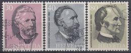 SUIZA 1974 Nº 958/60 USADO - Suiza