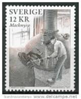 Zweden 2011 Zegel Uit  Souveniersheet Industrie PF-MNH-NEUF - Suède