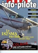 Info-Pilote N°599 - Aviation