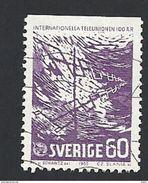 Schweden, 1965, Michel-Nr. 534 Do, Gestempelt - Sweden