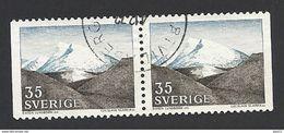 Schweden, 1967, Michel-Nr. 575 D/D, Gestempelt - Sweden