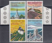 SUIZA 1987 Nº 1280a/83a USADO PROCEDE DE HB - Usados