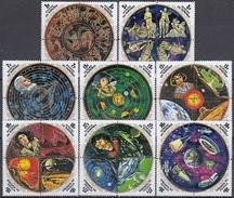 BURUNDI 931-962,used,astronomy - 1970-79: Used