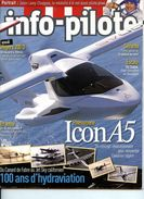 Info-Pilote N°649 - Aviation