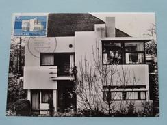 WOONHUIS UTRECHT / RIETVELD - 1969 ( Zie Foto ) ! - Cartes-Maximum (CM)