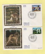 FDC Monaco - Exposition Canine - Chien - Barzoi - Levrier Afghan - 1978 - Dogs
