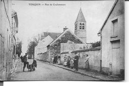 TOUQUIN - Rue De Coulommiers - Autres Communes