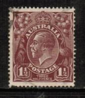 AUSTRALIA  Scott # 24 VF USED - Used Stamps