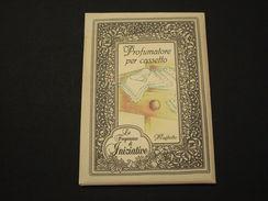 PROFUMATORE PER CASSETTO - MUGHETTO -ben Conservato - Profumeria Moderna (a Partire Dal 1961)