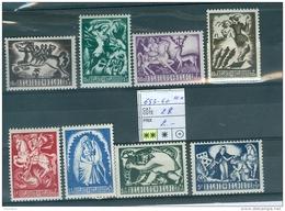 653.660  10 X  Xx - Unused Stamps