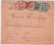 Oberschlesien, 1921, Klarer Bahnpost-Stp. , #8933 - Deutschland