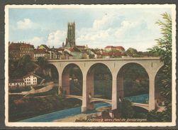 Carte P De Fribourg - FR Fribourg