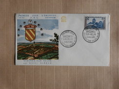FDC  14/11/1959  Avesnes-Sur-Helpe - FDC