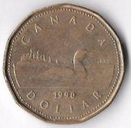 Canada 1990 $1 [C728/2D] - Canada