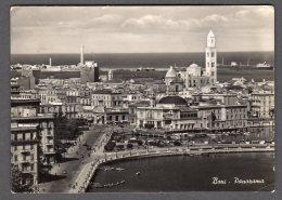 1953 BARI Panorama FG V SEE 2 SCANS - Bari