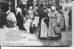 Le Morvan Illustré  - Le Marché Aux Fromages - Europe