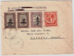 Papua, 1938, Air Mail, High Values , Good Stamps  !!, #8936 - Papua-Neuguinea