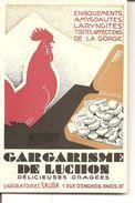 GARGARISME DE LUCHON - Publicité