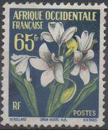 AFRIQUE  OCCIDENTALE  FRANCAISE  N°72__ OBL VOIR  SCAN - A.O.F. (1934-1959)