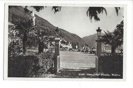 17978 - Campione D'Italia Motivo - Como