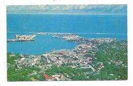 TAHITI - PAPETE, Vue Airienne - Tahiti